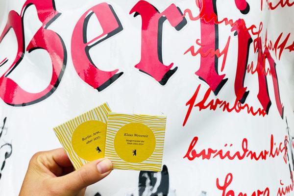 """Berlin: Arm, aber sexy."""